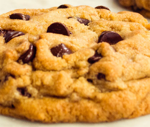 Reva's Outrageous Chocolate Chip Cookies