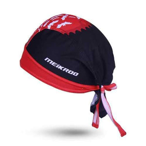 Cycling Bicycle Headband Anti Sweat Helmet Cap