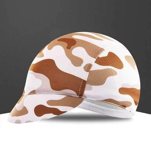 Mens Womens Sweat-absorbent Breathable Riding Cap