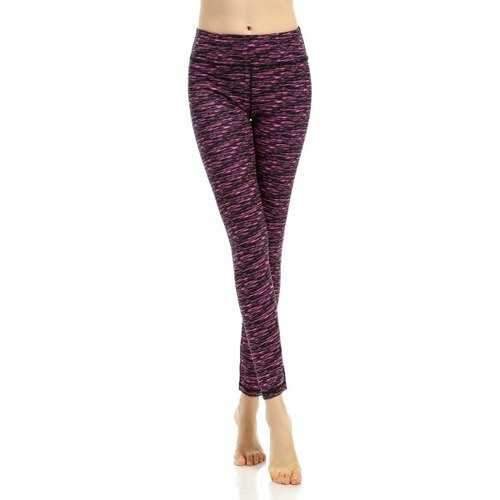Breathable Active Patterned Leggings - Tutti Frutti S