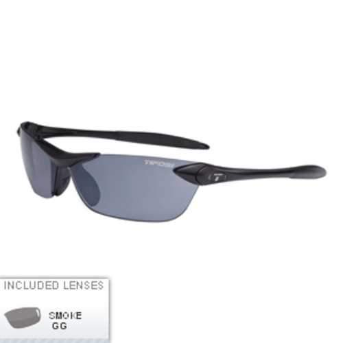 Tifosi Seek Single Lens Sunglasses - Matte Black