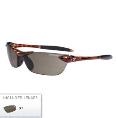 Tifosi Seek Single Lens Sunglasses - Tortoise