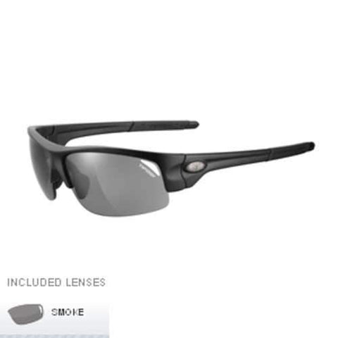 Tifosi Saxon Single Lens Sunglasses - Matte Black