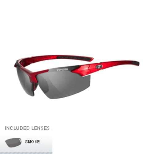 Tifosi Jet FC Single Lens Sunglasses - Metallic Red