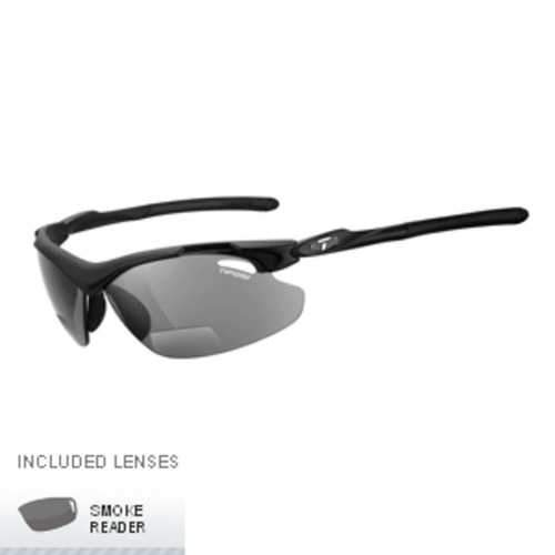 Tifosi Tyrant 2.0 Reader Sunglasses - +2.5 - Matte Black