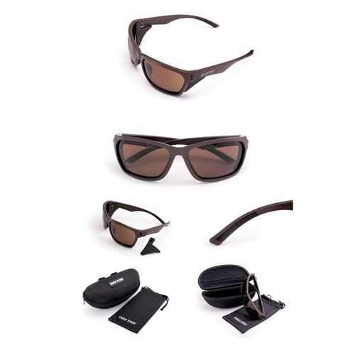 Cold Steel Battle Shades Mark III - Matte Dark Brown