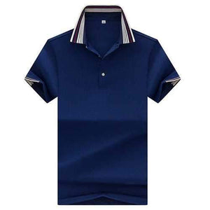 Pullover Breathable Comfy Tops Golf Shirt