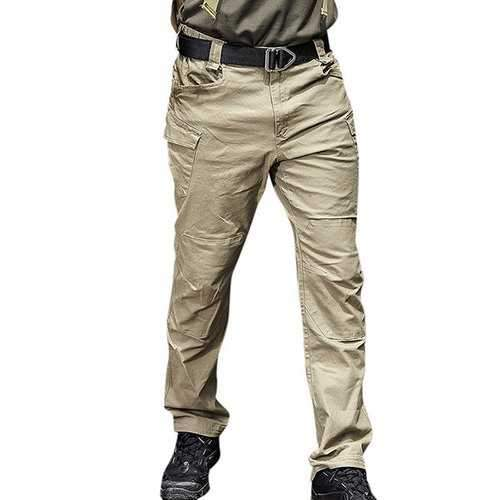 Mens Outdoor Multi-pocket Tactical Cargo Pants