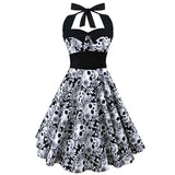 Vintage Rockabilly Pin up Dress-