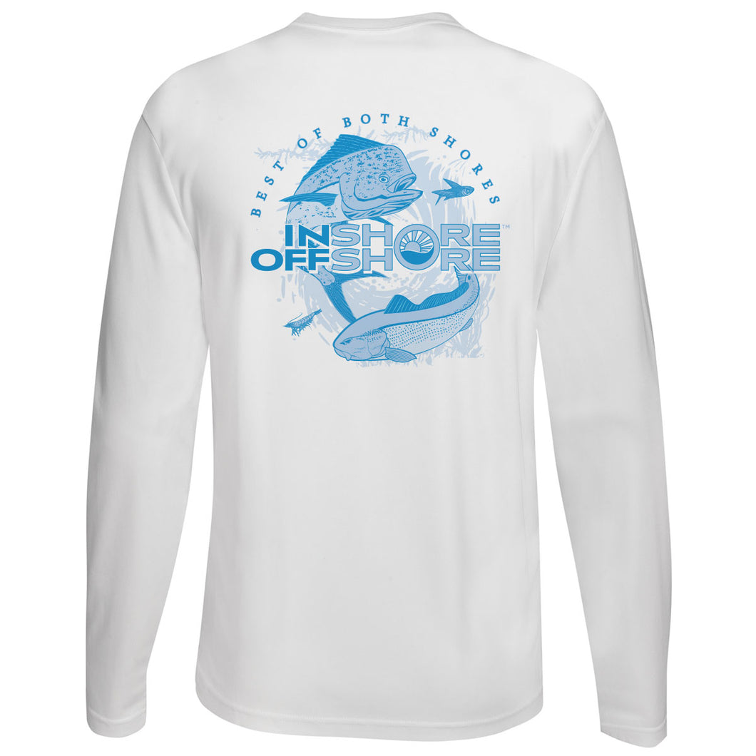 Best of Both Shores Cool Dri Long Sleeve