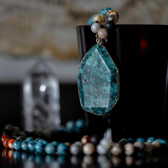 online natural gem jewelry fashion