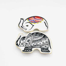 Elephant Trinket & Jewelry Dish-Nine Zen