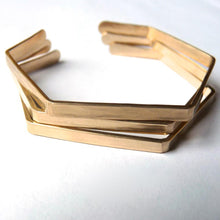 Hexagonal Bracelet-Nine Zen