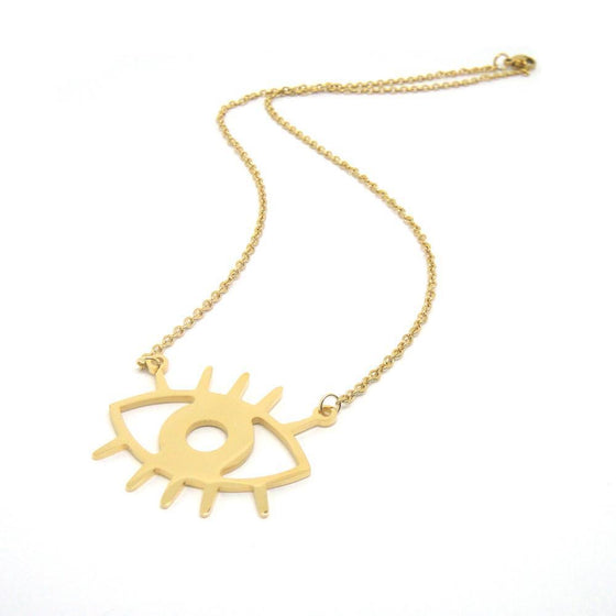 evil eye necklace meaning-Nine Zen