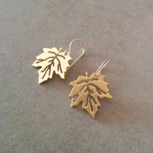 Maple Earrings-Nine Zen