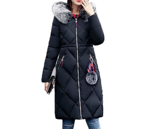 Winter Warm Full Parka