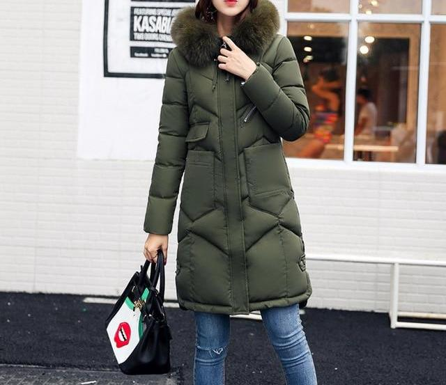 Winter Full Parka
