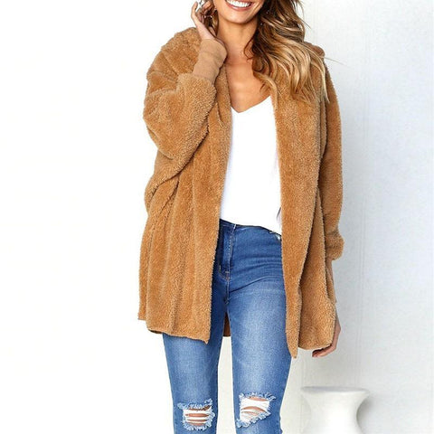 Teddy Winter Coat