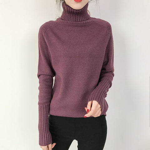 Cashmere Winter Sweater