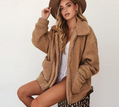 Winter Teddy Jacket