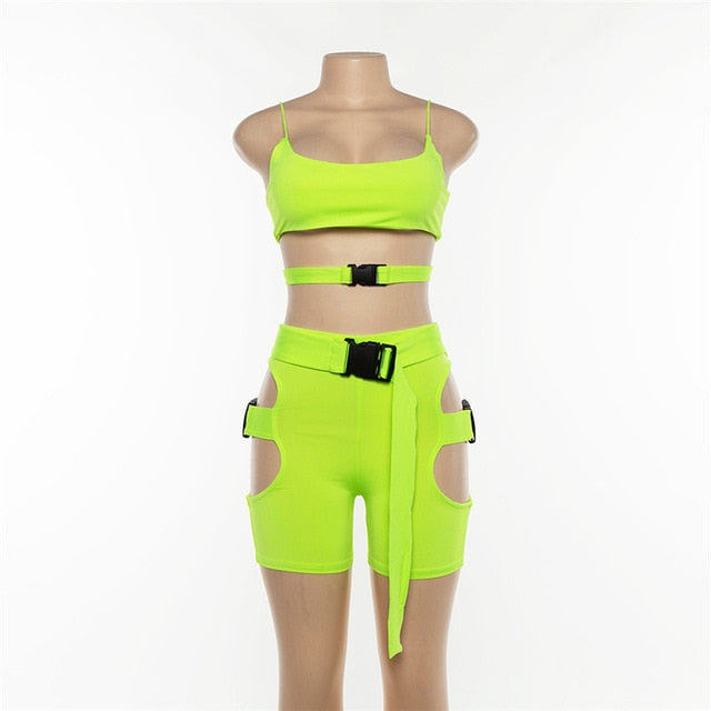 Neon G Playsuit