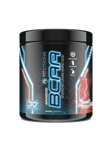 Image of FitStrong Supplements - BCAAs (Stardust Strawberry Daiquiri)