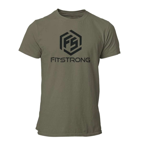 FitStrong Crewneck (Forest Green) - FitStrong Supplements