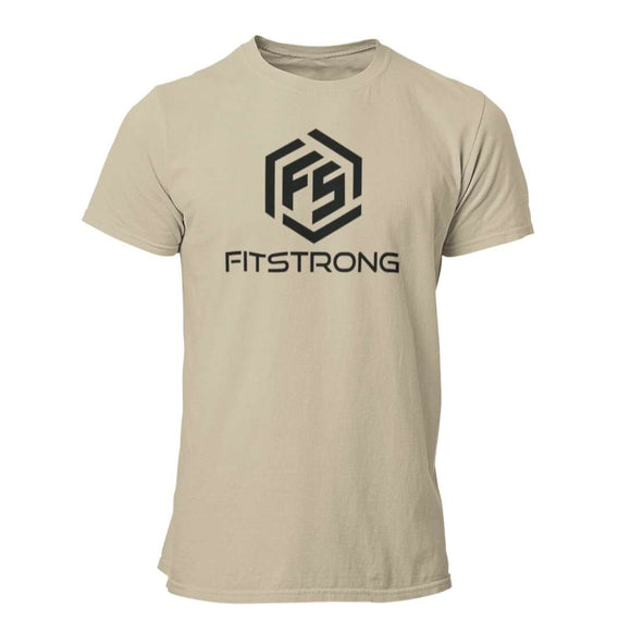 FitStrong Crewneck (Sand) - FitStrong Supplements