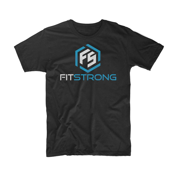 FitStrong Crewneck T-Shirt - FitStrong Supplements