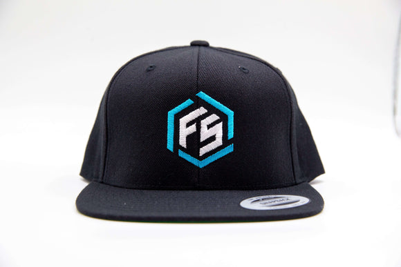 FitStrong Snapback (Black) - FitStrong Supplements