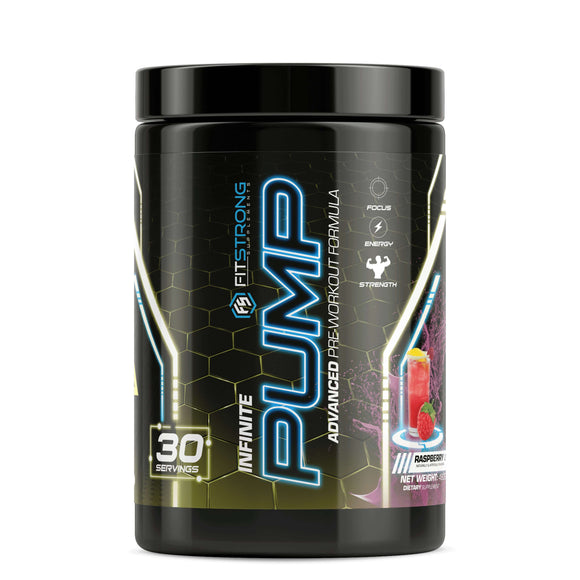 Infinite Pump - FitStrong Supplements