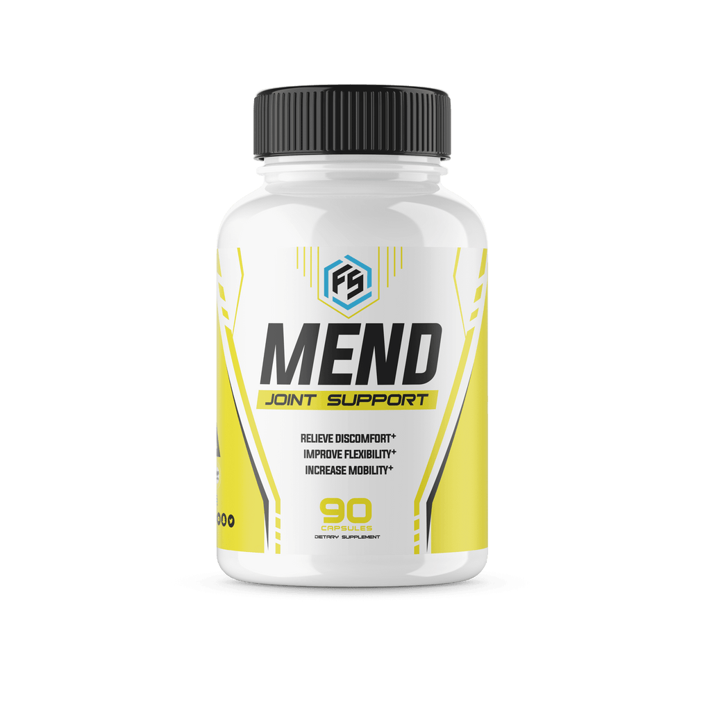 FitStrong Supplements - Mend