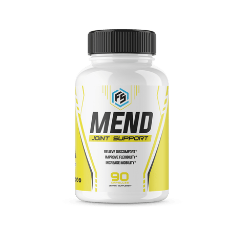 Image of FitStrong Supplements - Mend