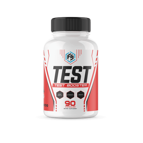 FitStrong Supplements - Test