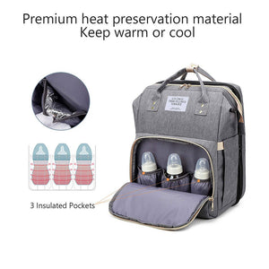 2IN1 TRAVEL BAG AND BABY BED