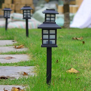 2PCS SOLAR PATH LIGHT (WATERPROOF)