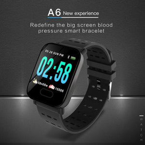 Smart Watch (Fitness and Health Tracker)