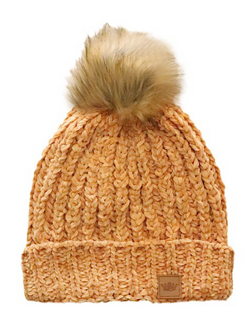 *New* Golden Beanie