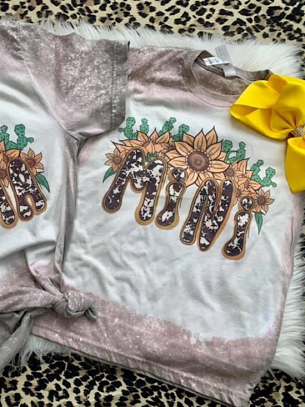 *Preorder* Sunflower Mini Youth