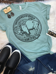 *Preorder* Buffalo Nickel (S-2xl)