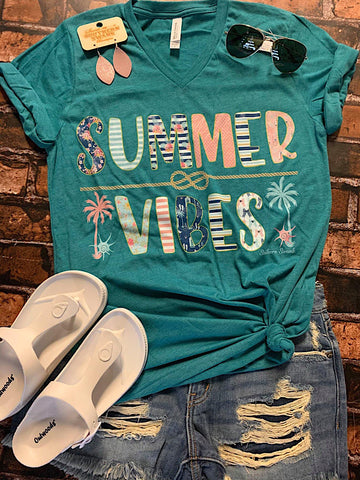 *Preorder* Summer Vibes (S-3xl)
