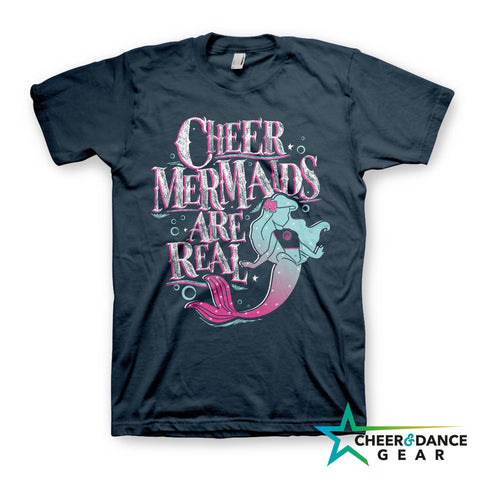 Cheer Mermaids