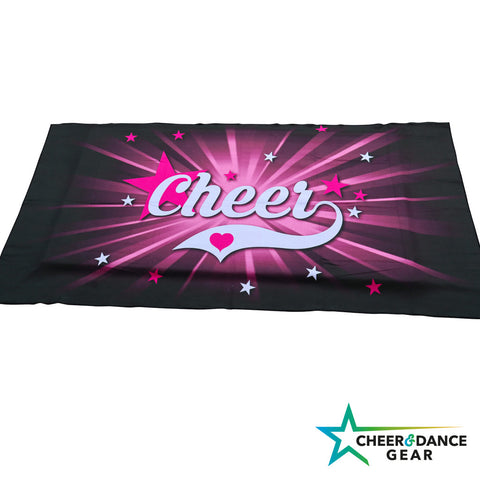 Large Towel - Cheer Branded