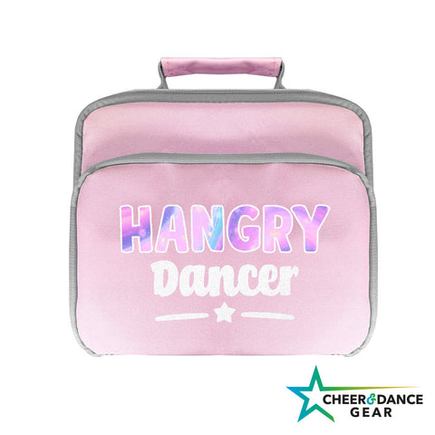Hangry Dancer Lunch Bags