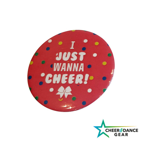Cheer Badges