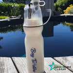 Mist and Sip Water Bottles 550ml - Bay Twisters