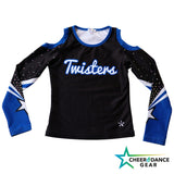 Bay Twister Uniform Top
