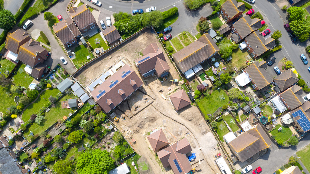Estate Agent Drone Photography in Kent