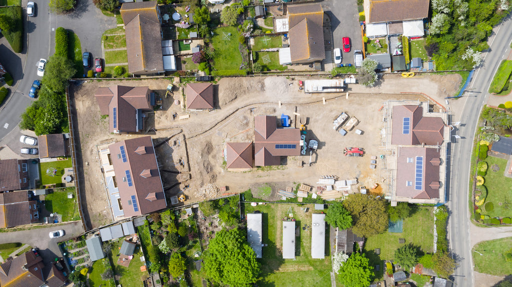 Estate Agent Drone Photography
