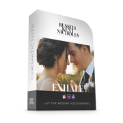Cinematic Wedding LUTs for Final Cut, Premiere Pro & Resolve